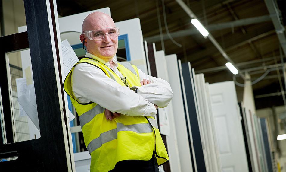 £12M FACILITY PROVIDES WINDOW OF OPPORTUNITY FOR MANUFACTURER
