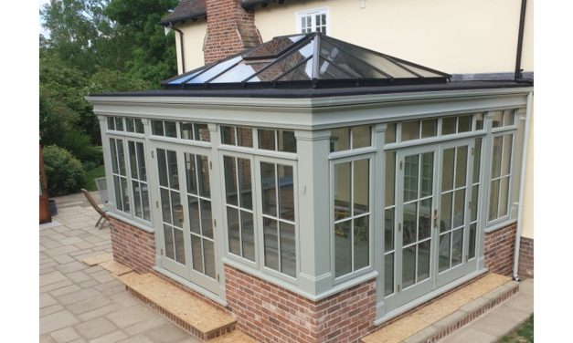 TUFFX: ADORNING THE COUNTRYSIDE WITH A BEAUTIFUL ORANGERY