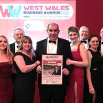 THE PRIDE OF WEST WALES – VICTORIAN SLIDERS NAMED BEST LARGE MANUFACTURER