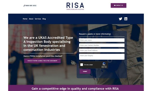 RISA LAUNCHES NEW WEBSITE