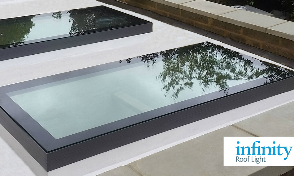 TUFFX LAUNCHES 'INFINITY' ROOFLIGHTS BRAND