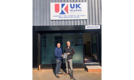UK GLAZING GROUP SAVES £350,000 WITH CUSTOMADE GROUP