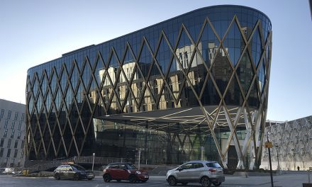 PILKINGTON INSULIGHT™ SUN TAKES THE CROWN AT THE CATALYST NEWCASTLE