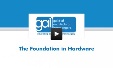ONLINE IRONMONGERY COURSE BOOSTS SKILLSFOR FURLOUGHED WORKERS