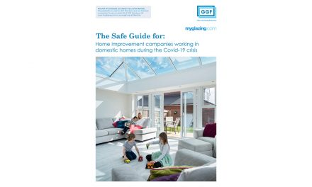 GGF LAUNCHES SAFE GUIDE FOR INSTALLERS