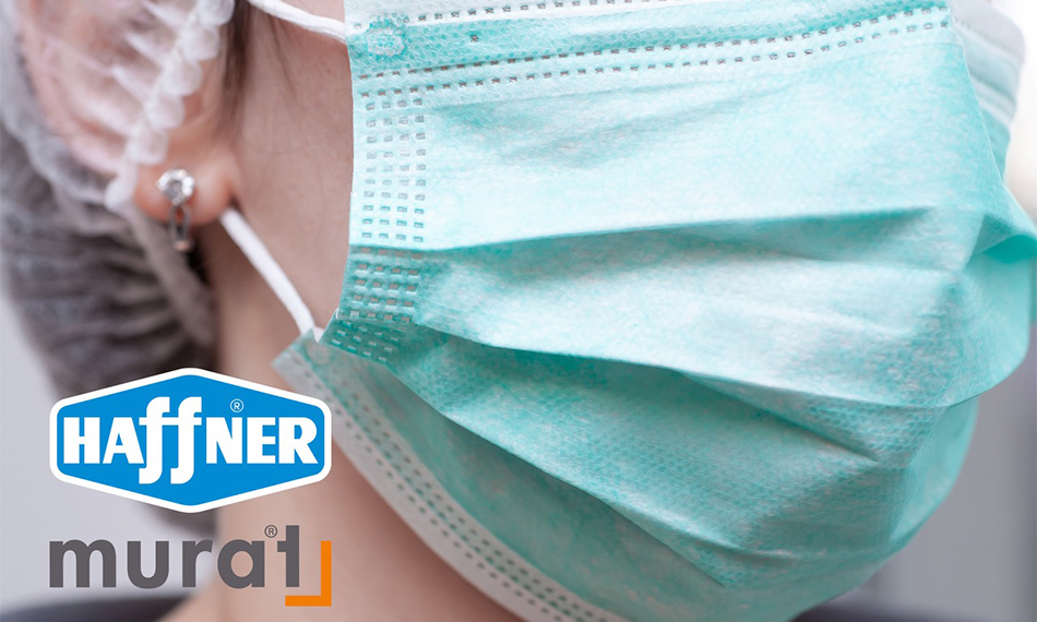 HAFFNER MURAT COMMENCES MANUFACTURING OF SURGICAL FACE MASKS