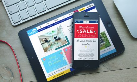 'STAY AT HOME SALE' CAMPAIGN SMASHES RECORD ENQUIRY LEVELS FOR CO NETWORK
