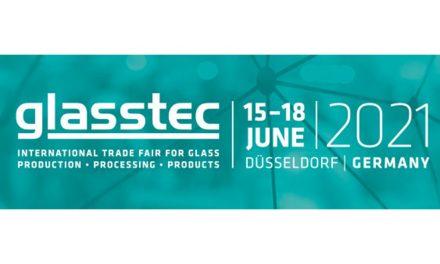 glasstec 2020 POSTPONED – NEW DATES: 15 – 18 JUNE 2021