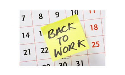 BACK TO WORK – SEVEN TIPS FROM SEVEN DOCTORS: GPS AND CONSULTANTS OFFER ADVICE ON HOW TO STAY HEALTHY AND KEEP PROTECTED AS YOU MAKE A RETURN TO WORK