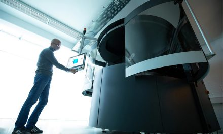 XAAR 1003 PRINTHEAD DELIVERS FOR INDUSTRIAL 3D PRINTING