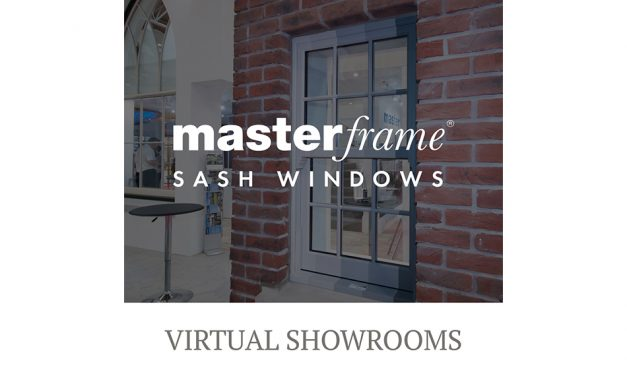 MASTERFRAME WINDOWS STAND VIRTUALLY BEHIND THEIR CUSTOMERS