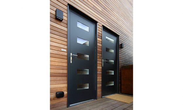 NEW ALUMINIUM ENTRANCE DOOR RANGE WITH  MAX 2.5MM HEAT EXPANSION TOLERANCE