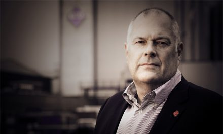 VEKA plc MD, Dave Jones, talking exclusively to Glass News