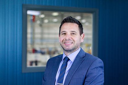EUR285 Nick Cowley Managing Director