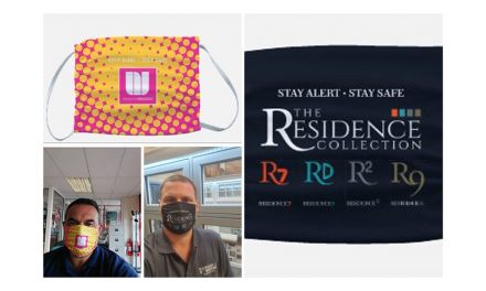 GET MASKED UP WITH RESIDENCE AND WIDGETS