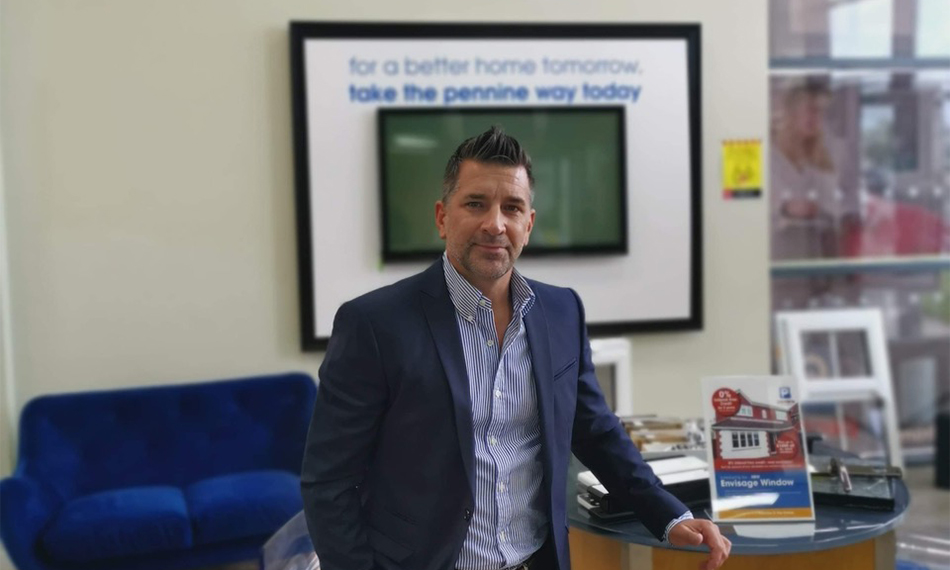 PENNINE APPOINTS NEW SALES DIRECTOR