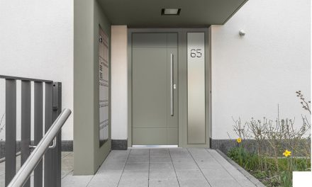 CONTEMPORARY DOOR DESIGNS PROVE POPULAR FROM ODL EUROPE