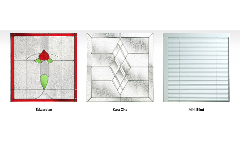 DISTINCTION INTRODUCES NEW GLASS OPTIONS