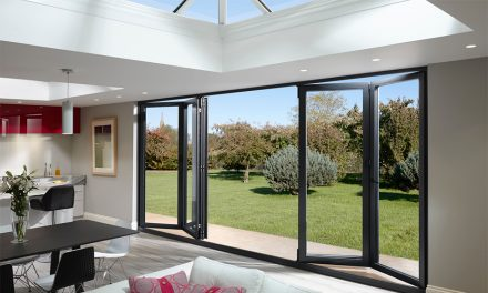 CONSERVATORY OUTLET LAUNCH NEW ALUMINIUM COLLECTION
