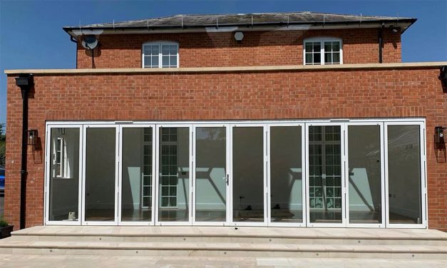 SECURING MORE ALUMINIUM BIFOLD DOOR SALES WITH FENTRADE