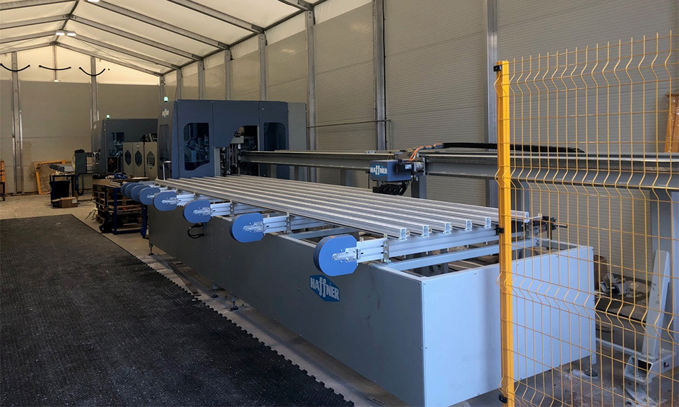 BURBAGE CUSTOM WINDOWS PURCHASE MORE HAFFNER MURAT MACHINERY TO SUPPORT GROWTH INVESTMENT