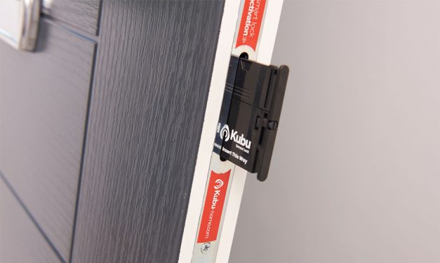 HURST BECOMES THE UK'S LARGEST DEDICATED COMPOSITE DOOR MANUFACTURER TO STANDARDISE DOORS FOR SMART TECHNOLOGY