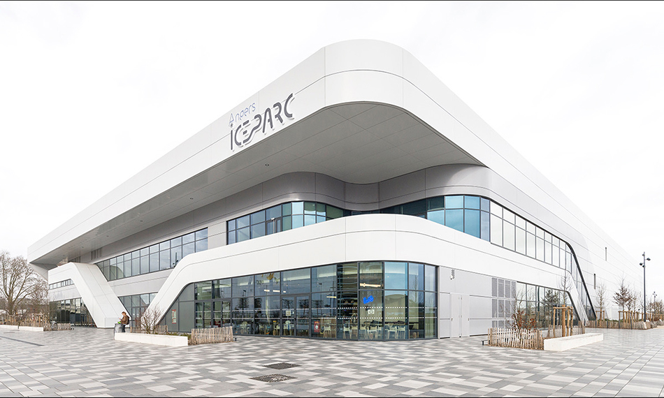 PYROGUARD PROTECT TICKS ALL OF THE BOXES FOR NEW STATE-OF-THE-ART ICE RINK