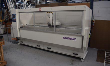 WEATHERBREAK WINDOWS INVESTS IN SECOND KOMBIMATEC MACHINING CENTRE
