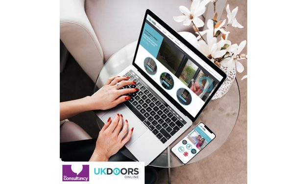 UK DOORS ONLINE LAUNCHES WITH HELP FROM THE CONSULTANCY