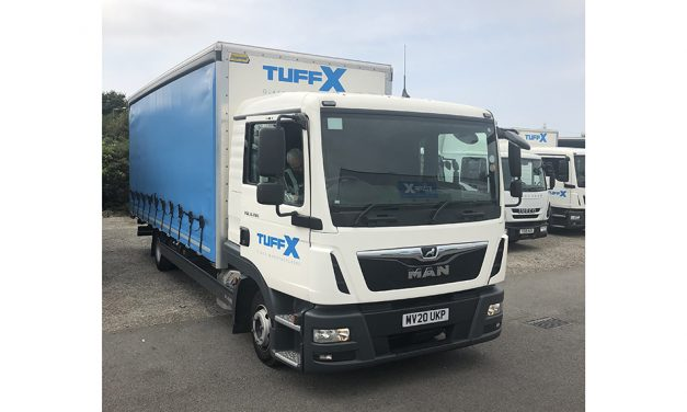 TUFFX DRIVES FORWARD WITH FLEET EXPANSION