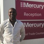 GROWTH PROMPTS A FURTHER NEW APPOINTMENT AT MERCURY