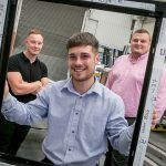 POWER OF THREE AS WINDOWS FIRM TARGETS GROWTH