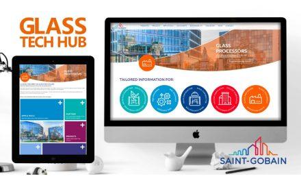 SAINT-GOBAIN GLASS UK & IRELAND LAUNCHES NEXT GENERATION ONLINE TECH HUB