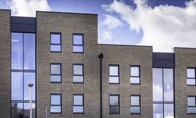 SPECTUS ELITE 70 SPECIFIED FOR HIGH PROFILE AFFORDABLE HOUSING DEVELOPMENT
