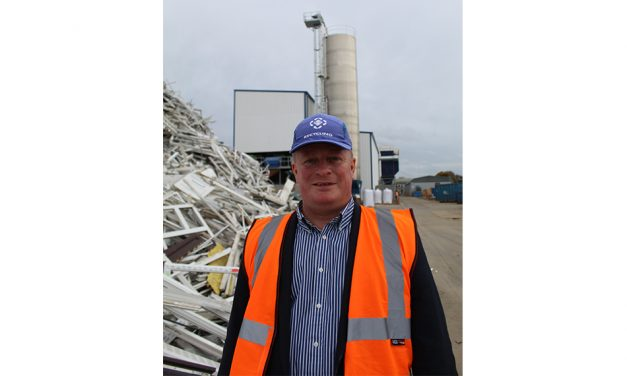 VEKA RECYCLING MAKES KEY APPOINTMENTS AS HQ BUILD NEARS COMPLETION