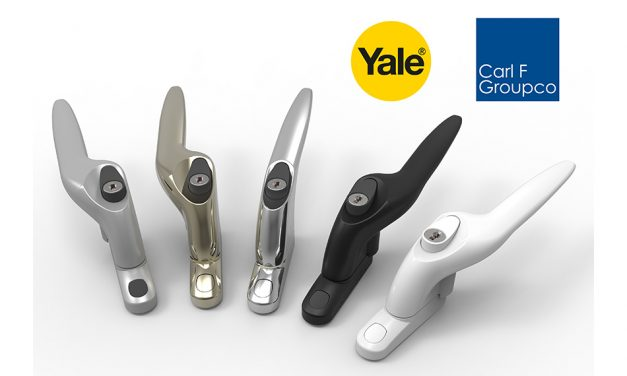 NEW YALE QUARTUS ESPAG HANDLE FROM  CARL F GROUPCO