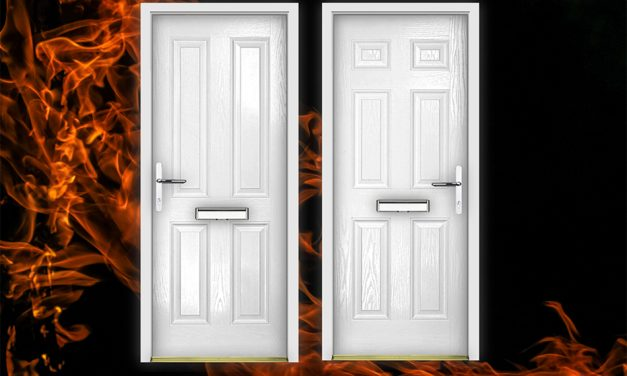 SAFE AND SECURE – SIDEY'S NEW FD30 COMPOSITE FIRE DOOR RANGE