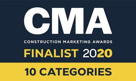 MRA SHORTLISTED FOR 15 CONSTRUCTION MARKETING AWARDS