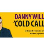 DANNY WILLIAMS COLD CALLING GLASS NEWS DEC 2020 ISSUE