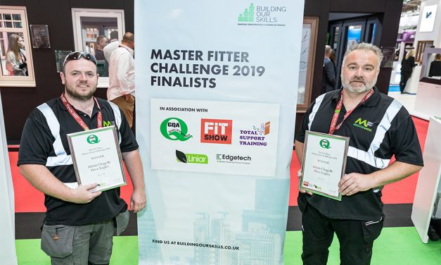 MASTER FITTER CHALLENGE – RISING STARS CHALLENGE LAUNCHED