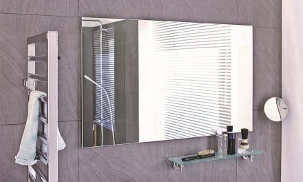 HEALTHY' ECO-FRIENDLY MIRROR ADDED TO RANGE OF  SAINT-GOBAIN GLASS MIRRORS