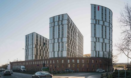 TECHNAL WINDOW SPEC TAILORED FOR COVENTRY STUDENT VILLAGE