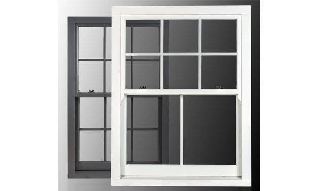 ROSEVIEW REDEFINES TRADITION WITH THEIR NEW SASH WINDOW