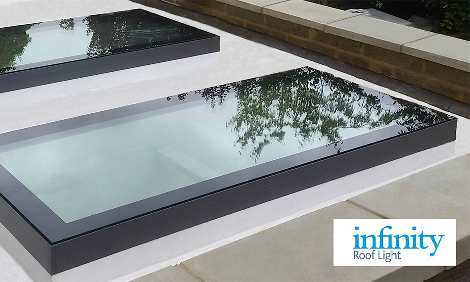 INFINITY ROOF LIGHTS FROM TUFFX – GLASS NEWS PRODUCT REVIEW