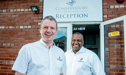 CONSERVATORY OUTLET HONOURED AS ONE OF 1000 COMPANIES TO INSPIRE BRITAIN.