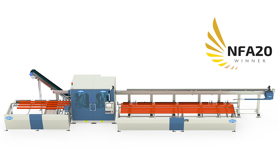 HAFFNER MURAT WINS MACHINERY SUPPLIER OF THE YEAR IN THE NFA AWARDS 2020