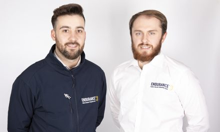 NEW APPOINTMENTS SUPPORT ENDURANCE GROWTH