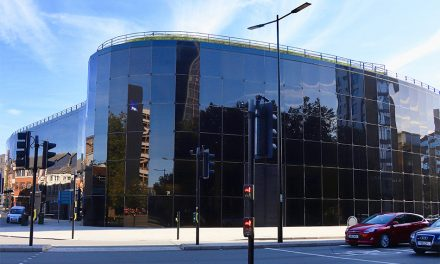 DOWSIL SEALANT SELECTED FOR REFURBISHMENT OF ICONIC OFFICE BUILDING