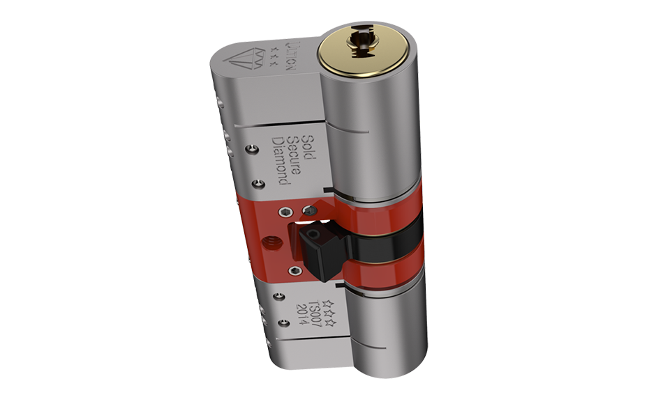 ALULOCK… THE NEW SECURITY-ENHANCED LOCK FOR ALUMINIUM BIFOLDS FROM ALUTECH SYSTEMS