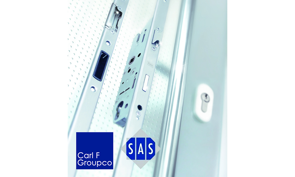 BESPOKE LOCK PACKAGE PRODUCED BY CARL F GROUPCO